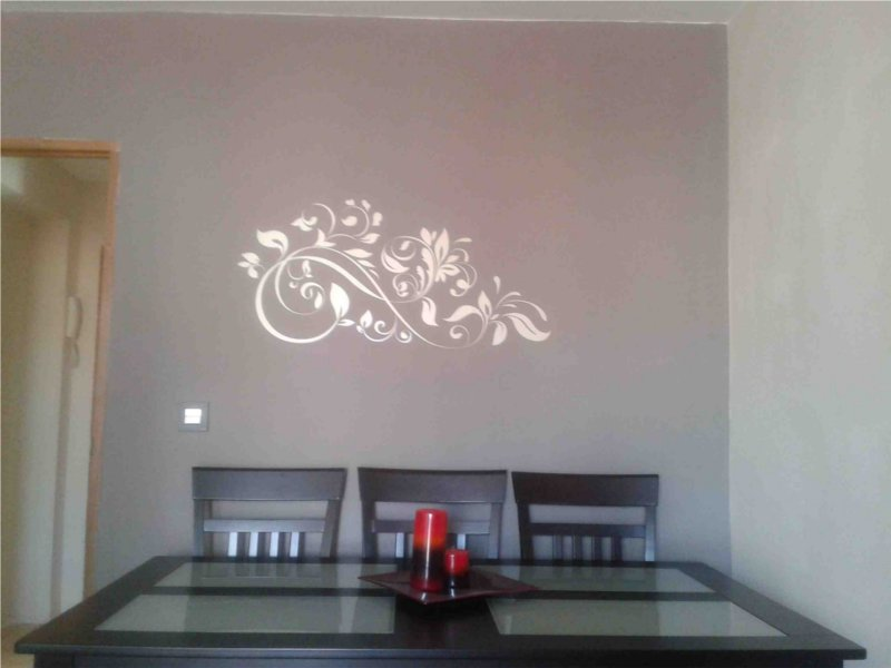 DECORACIÓN EN PARED