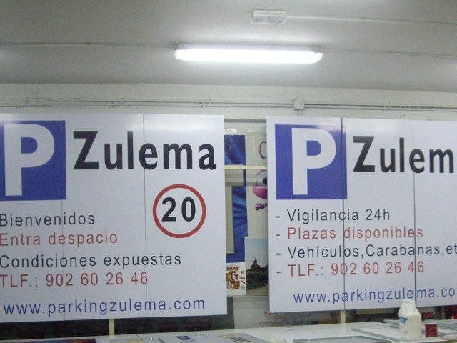 VALLA PERSONALIZADA